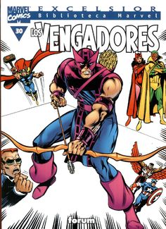 Los Vengadores, biblioteca Marvel nº 30