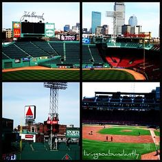 Fenway Park...Miss this!!!