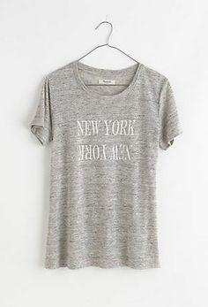 Madewell-New York!