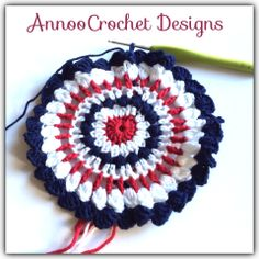 4th of July Pillow in the making...;-)