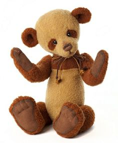 Ben - CB131332A created in plush, jointed
