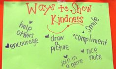 Common Core Kindness. Every month in the school year is a great month talk about being kind to others, but I use December to emphasize this idea because of all the joy that surrounds the idea of giving. This is a wonderful time to share with students about the greatest gifts that one can give and how priceless they can be. Here are three wonderful ways you can incorporate random acts of kindness into your holiday planning.