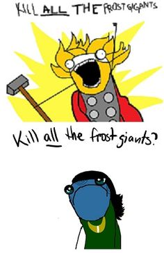 Poor Loki :(