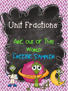Buiding Unit Fractions FREEBIE with a blog post about some great online games to support. :)
