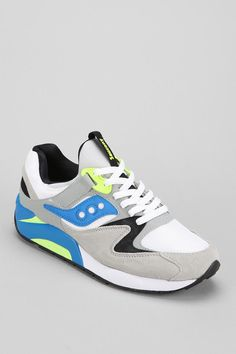 Saucony Grid 9000 Sneaker #urbanoutfitters