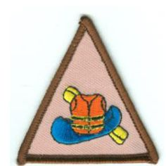 Paddle Safely Brownie Try-it  Girl Scouts of Northeast Texas