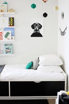 books, little bedroom, beds, white, boy rooms