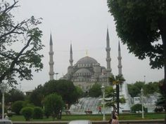 The Blue Mosques - Istanbul, Turkey