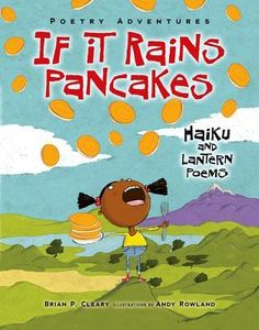 If It Rains Pancakes by Brian P. Cleary reviewed by Katie Fitzgerald @ storytimesecrets.blogspot.com