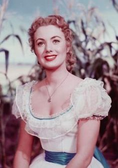 Shirley Jones.  Another perfect singing voice.