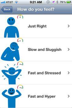 Brainworks Sensory Diet App