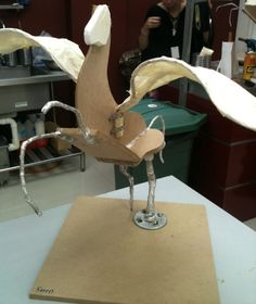 Pegasus structure