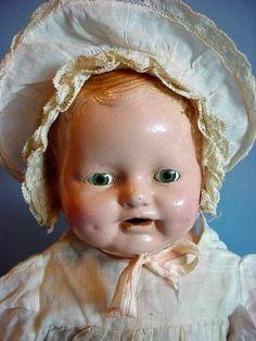 Old Antique Dolls | #AntiqueToys