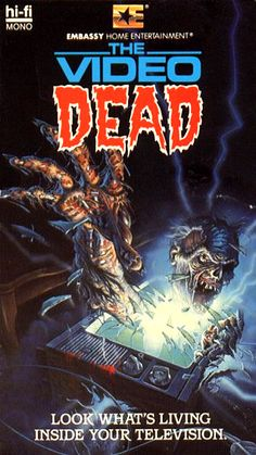 VHS movies horror |