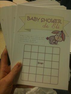 bingo games eeyore baby baby shower
