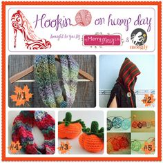 Hookin On Hump Day #56 – Link Party for the Fiber Arts - moogly