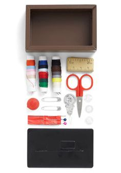 Sew What Sewing Kit, #ModCloth- $29.99