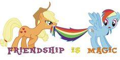My little pony theme birthday #my little pony #birthday #party #themed #rainbow dash #apple jack