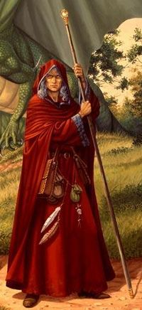 Raistlin Majere - The most awesome Mage in all of Krynn (Dragonlance Series)