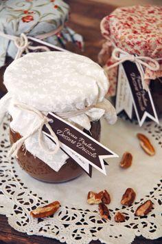 Pecan Praline Dessert Drizzle gift idea… #holidaygifts #pecan #praline #giftidea #homemade