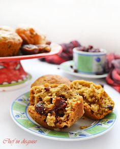 Dried fruit muffins with hidden vegetables