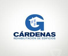 G CÁRDENAS -   Rehabilitación de Edificios  - www.versal.net • Diseño Gráfico • Identidad Visual Corporativa • Publicidad • Diseño Páginas Web • Ilustración • Graphic Design • Corporate Identity • Advertising • Web Pages • Illustration • Logo