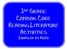 Wow! Great resource for 2nd grade Common Core!