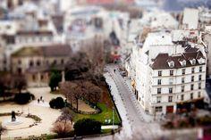 Paris Tilt Shift