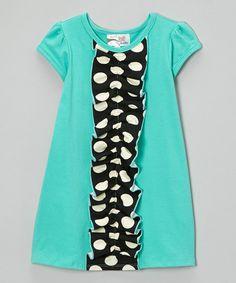 Mint Kylee Dress - Infant, Toddler & Girls