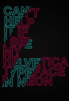 TYPOGRAPHY by NIYI OKEOWO, via Behance