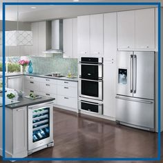 The one appliance that transforms my kitchen into a culinary retreat is _________. #electrolux