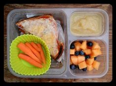 ideas for unprocessed kids lunches