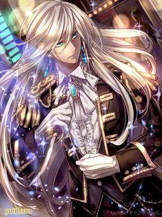 Niccoli Evomnestra inspiration. Man's got style! #MSPre wizard, anime knight