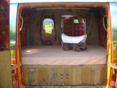 1976 Dodge Street Van by splattergraphics, via Flickr