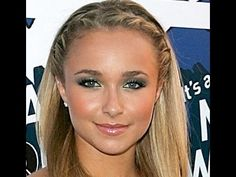 hair down, french braids, hayden panettiere, fashion styles, long hair, bangs, hairstyl, hair trends, braid styles