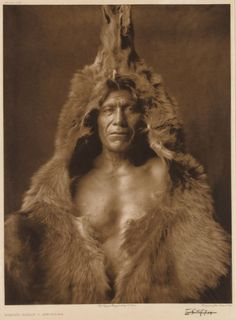 HW Pick: 'North American Indian' By Edward Curtis
