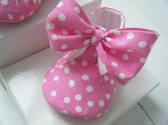 cute polka dot  shoes