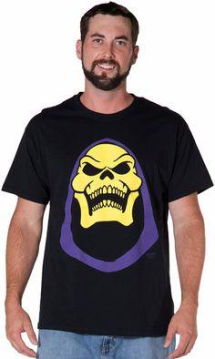 LOL Skeletor Shirt