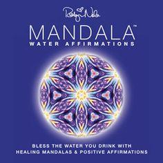 Mandala Water Affirmations