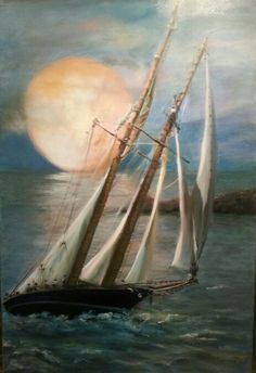 The Mariette,  oil 24 x36, first in a series. By Connie Payson, Cornerstone Gallery