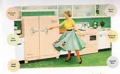 It's A Populuxe World!: Land of Appliances, USA