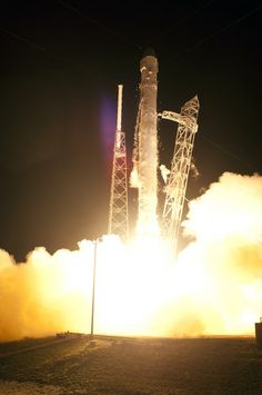 SpaceX to ISS with Scotty's ashes