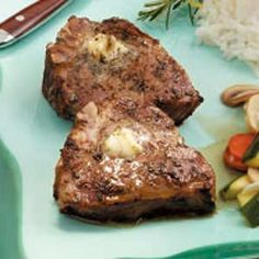 Herbed Lamb Chops