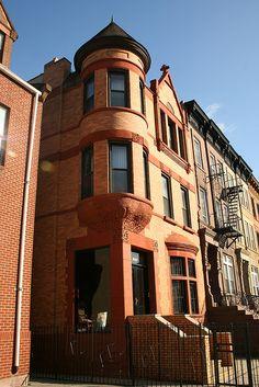 Greene Avenue of Bedford-Stuyvesant, Brooklyn, NY