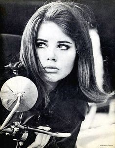 1960s supermodel Coleen Corby