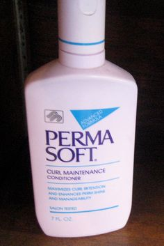 Things I miss ... Perma Soft ... used to use this stuff back in the 80's.  Smelled nice. :)