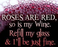Everyone loves a good poem! #Wine