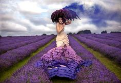 Kirsty Mitchell  tribute to her mother. sweet