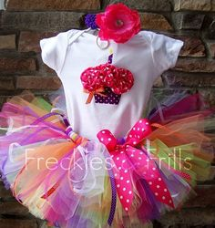 1st birthday outfit ?