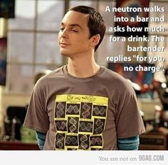 I love Sheldon!